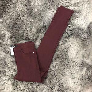 Soyaconcept   Women's Pants   Maroon